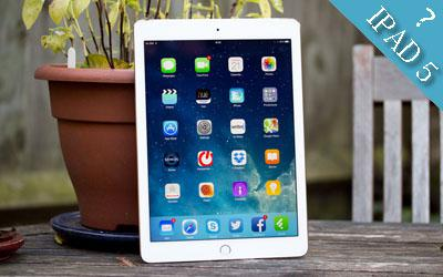 Compatibility of the 2017 iPad (iPad 5) and iPad Air parts