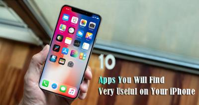 10 Apps You Will Find Very Useful on Your iPhone