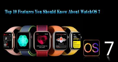 Top 10 Features You Should Know About Apple WatchOS7