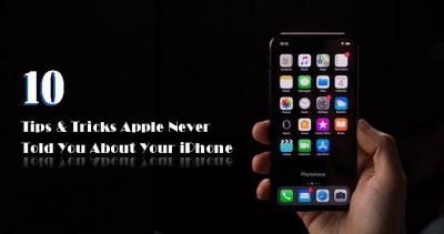 10 Useful Tips and Tricks Apple Never Told You About Your iPhone