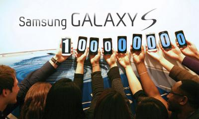 Samsung Galaxy S Series Phones' Sales Hit the Record of over 100 Million Units