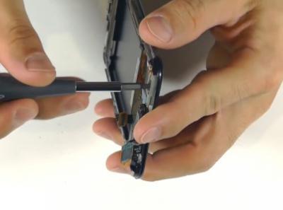 LG Optimus G pro disassembly