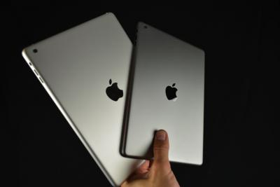 Space Gray iPad 5 Leaked in High Resolution Photos