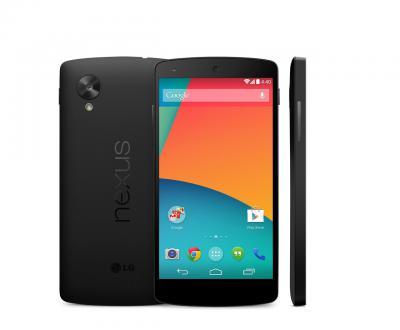 Google Nexus 5 is available on Google Play