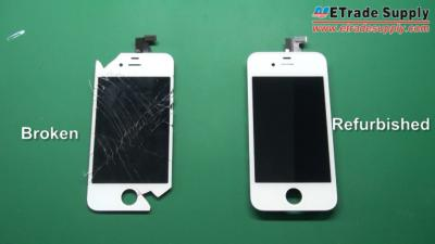 How to Deal with Your Broken Screen? Send to ETS for Refurbishment