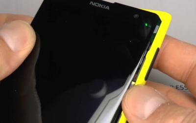 Nokia Lumia 1020 Reassembly Guide