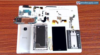 How To Disassemble/Tear Down HTC One M9
