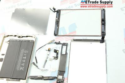 How to Tear Down/ Take Apart/ Disassemble iPad Mini 3 within 10 Minutes
