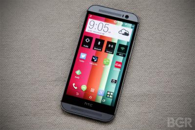 The New HTC One M8 Repairability Review