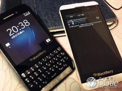 Blackberry R10 leaks, Cheaper Q10?