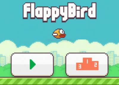 Does Flappy Bird Kill Your Phone? Repair the Broken Screen