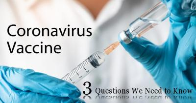 3 Questions We Need to Know about Covid-19 Vaccine