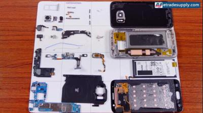 How to Tear Down/Disassemble the Galaxy S7 for Screen Replacement