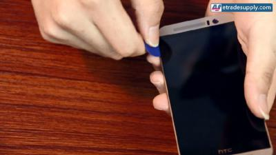 How to Replace HTC M9 LCD Screen Assembly