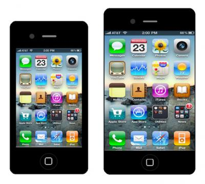 Apple Planning to Make Larger-Screen Phones and Cheaper Phones Next Year