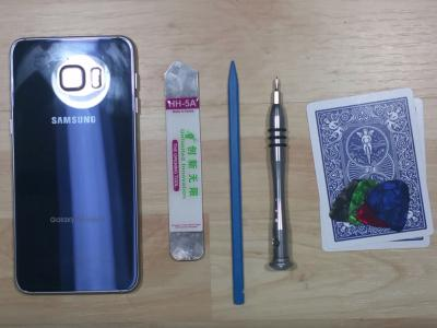 How To Tear Down/Disassemble Galaxy S6 Edge Plus For Screen Replacement