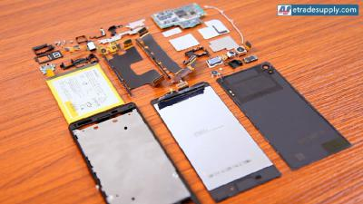 How To Disassemble/Tear Down Sony Xperia Z3+