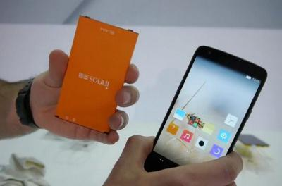 You Can Have A Phone With 6000mAh Battery