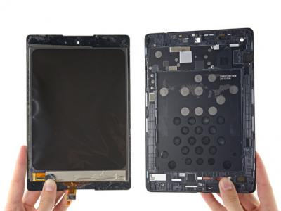 How To Repair A Cracked Nexus 9 Screen Replacement