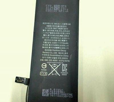 iPhone 6S Battery Leaked