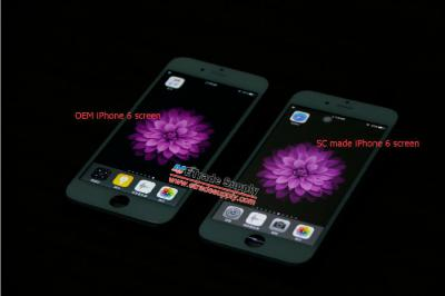 Analysis of China Made iPhone 6 Screens - Manufacturer Version