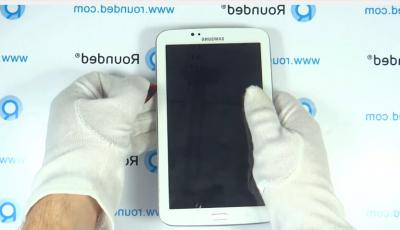 How to Replace Samsung Galaxy Tab 3 7.0 SM-T210 Digitizer/Screen Replacement guide