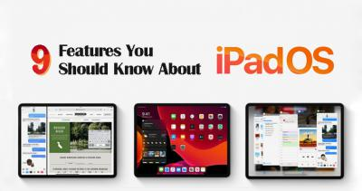 9 Features You Should Know About iPadOS