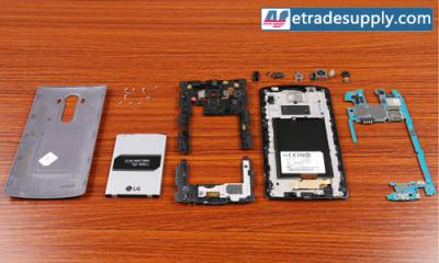 How To Disassemble/Tear Down/Take Apart The LG G4