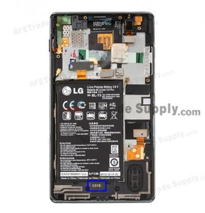 How to Find LG Optimus G Model Number