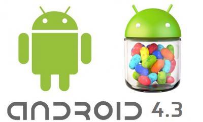 Android 4.3 Jelly Bean Still on the Horizon