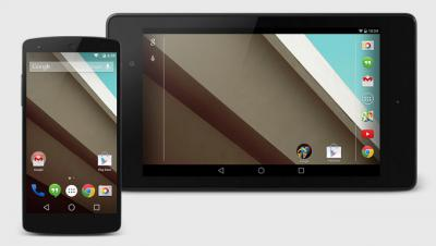 Android L New Features