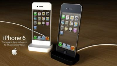 Apple iPhone 6 Concept Features Transparent Display, 10MP Camera and A7 Processor