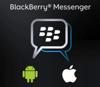 BBM to be Available on iOS and Android this Summer