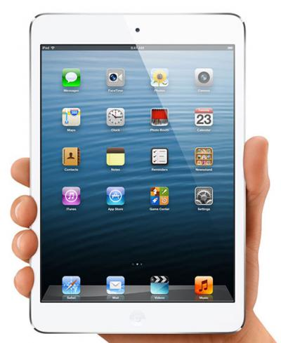USPTO Withdraws Objections to the iPad mini' Trademark Application