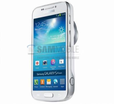 Samsung Galaxy S4 Zoom Photos Appear Online