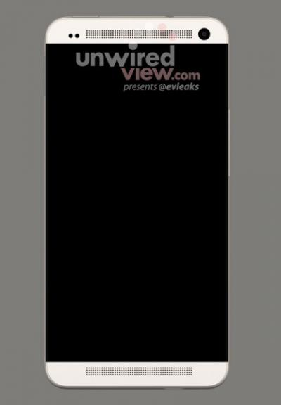 HTC M7  Render and Specs