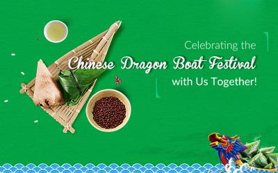 Spend the Dragon Boat Festival together with us!