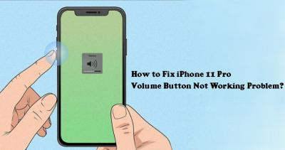 How to Fix iPhone 11 Pro Volume Buttons Not Working Problem?