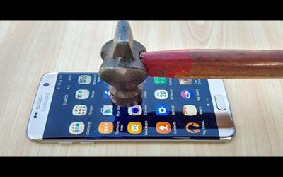 How to refurbish Samsung Edge screen
