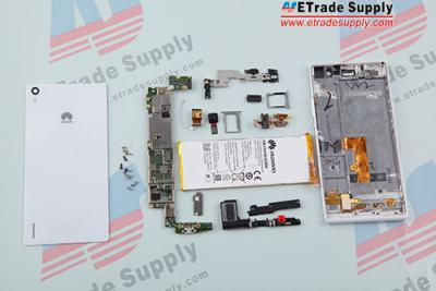 How to tear down Huawei Ascend P7