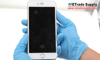 Five Minutes Work to Replace Your iPhone 6 Plus Broken Screen