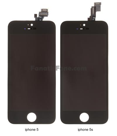 iPhone 5S LCD Assembly Photos Leaked