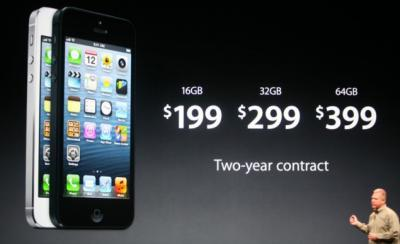iPhone 5 Pre-order Hit the Record!