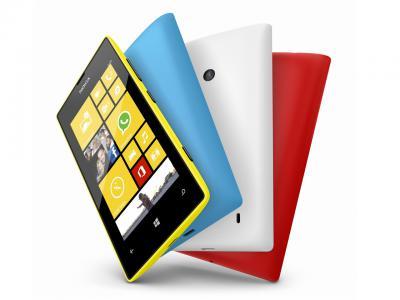 Super Selfie Smartphone: Lumia 730