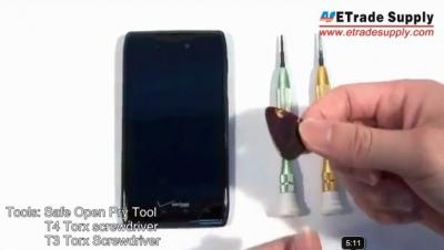 Motorola Droid Razr XT910/ XT912 Repair Tutorial