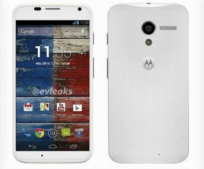 Motorola Warms Up for the Moto X Event on August 1st