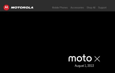 New Moto X's Official Launch Time Confirmed