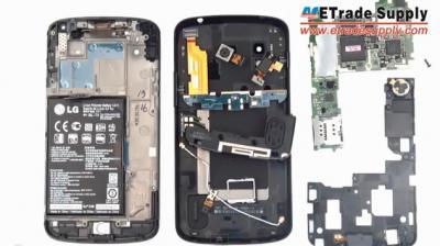 Nexus 4 Take Apart Tutorial