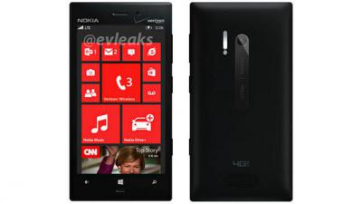 Nokia Lumia 928 LCD Screen and Digitizer Assembly Leaked!