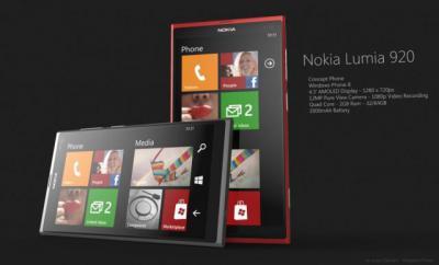 Nokia Lumia 920 Announcement